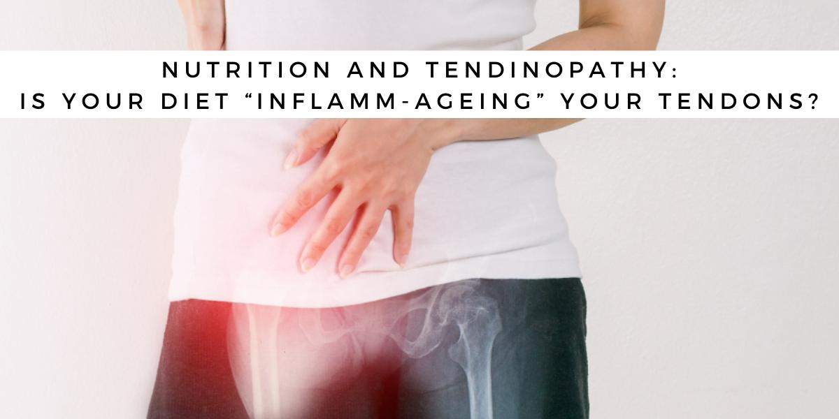 Nutrition and Tendinopathy