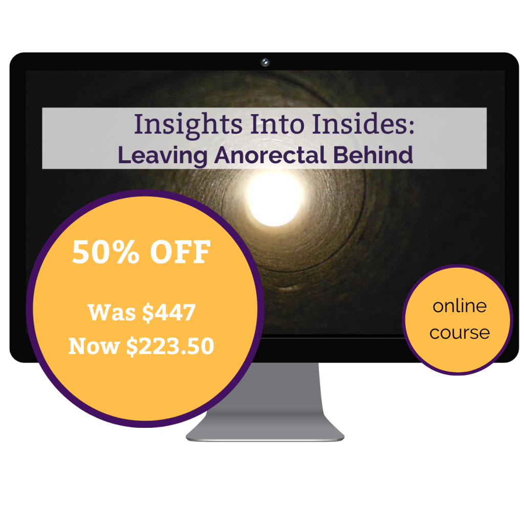 Insights Into Insides - 50% off